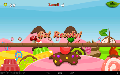 candy adventures HD