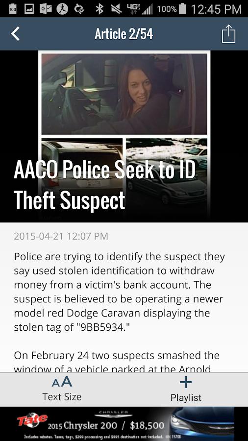 ABC 7 Amarillo- screenshot