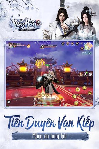 Kiu1ebfm Hu1ed3n 3D - Kiem Hon 3D  screenshots 4