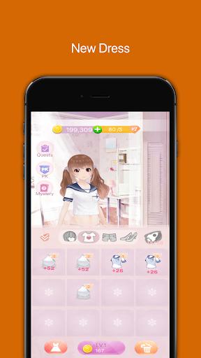 Love Sweetie--Dress Up 1.0.1 Mod screenshots 5