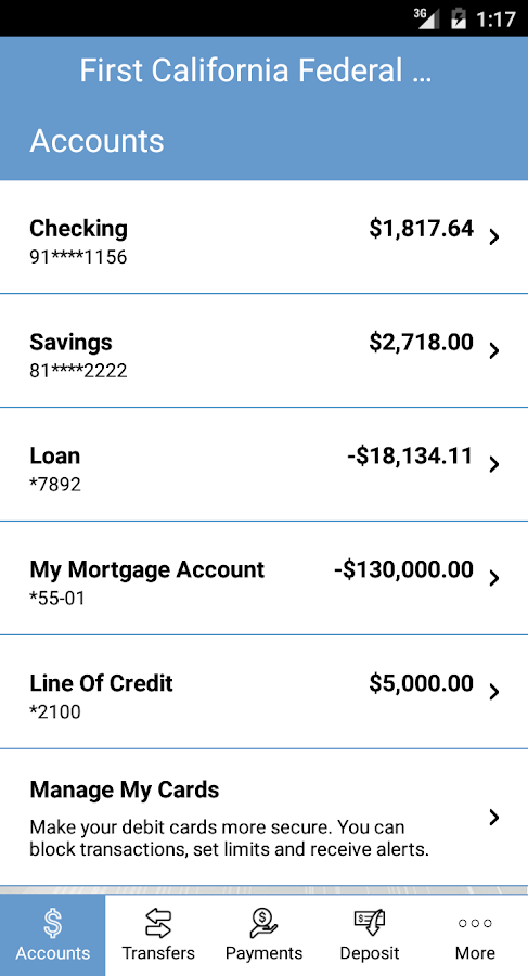 First Cal FCU - Android Apps on Google Play