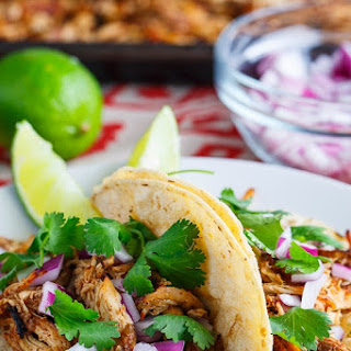 Crock Pot Chicken With Salsa For Tacos Recipes