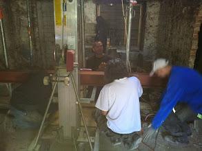 Photo: staalconstructie