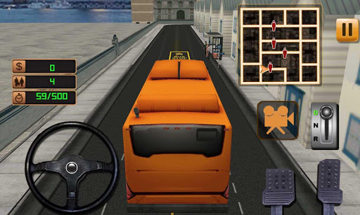 City Bus Driver screenshot 13