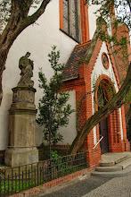 Photo: kościół św. Jakuba z ok. 1300r.