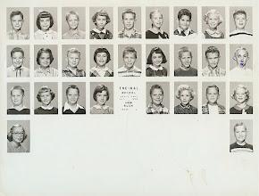 Photo: Encinal School 2nd Grade Mrs Buck 1956