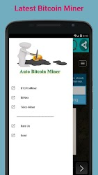 Download Auto Bitcoin Miner for android | Seedroid