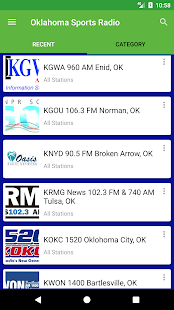 Oklahoma Sports Radio - náhled