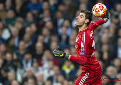 Coup dur pour Thibaut Courtois et le Real Madrid