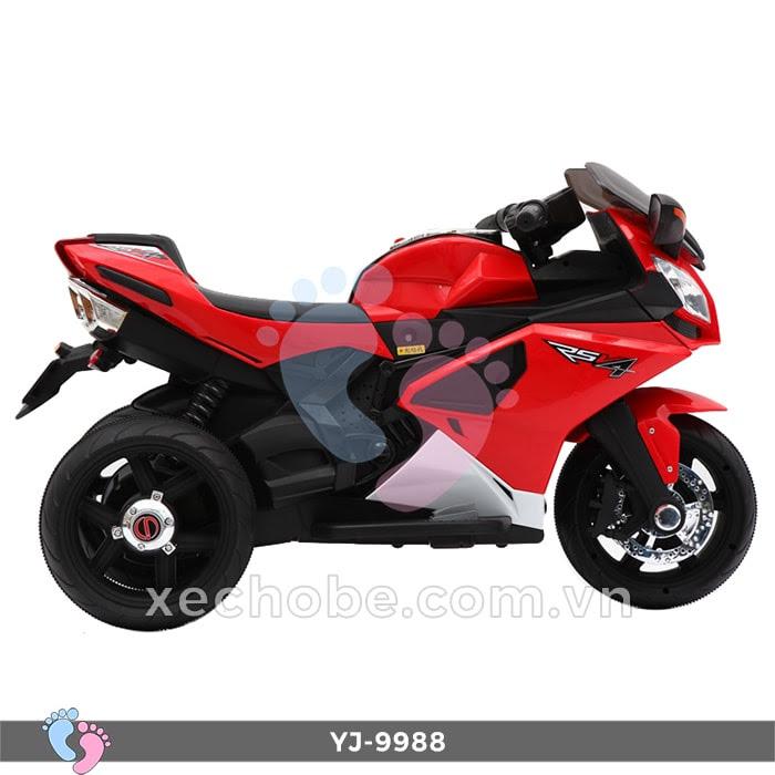 Xe mô tô điện trẻ em YJ-9988 17