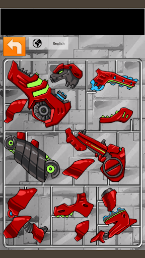 Transform Dino Robot - General Mobilization  screenshots 18