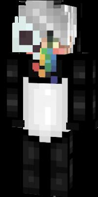 Panda Boy Nova Skin