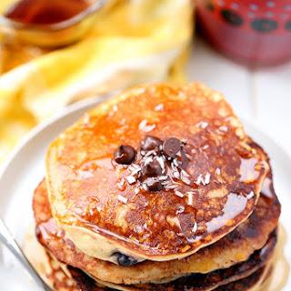 Customizable Protein Pancakes.
