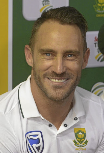 Faf du Plessis. Picture: SUPPLIED