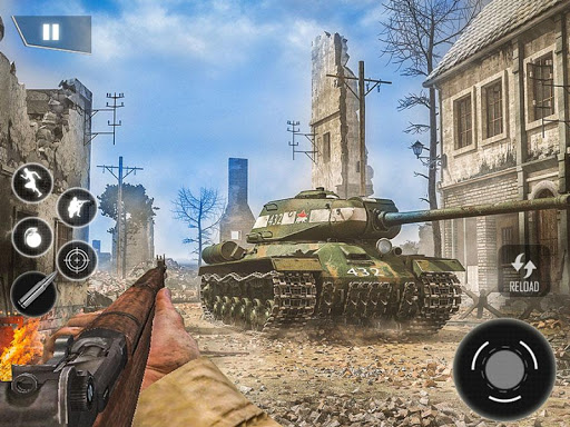 World War II Survival: FPS Shooting Game 1.0.9 screenshots 11