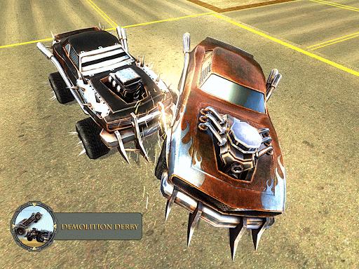 Monster Car Derby Fight 2k16 1.0 screenshots 2