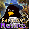 Fantasy Mosaics 8: New Adventure icon