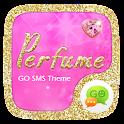 (FREE) GO SMS PERFUME THEME icon