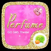 (FREE) GO SMS PERFUME THEME