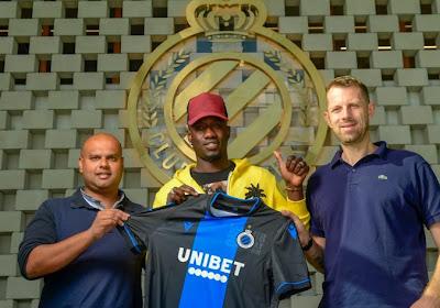 Diagne maandag op training, deal met Brugge was heel snel beklonken