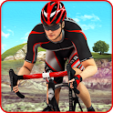 BMX Mountain Climb – MTB Hill & Bicycle Racing icon