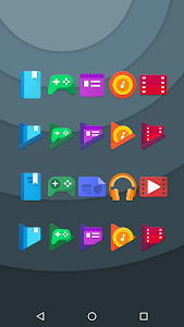 Urmun - Icon Pack screenshot 7