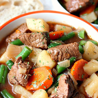 Slow Cooker Beef Stew Recipe