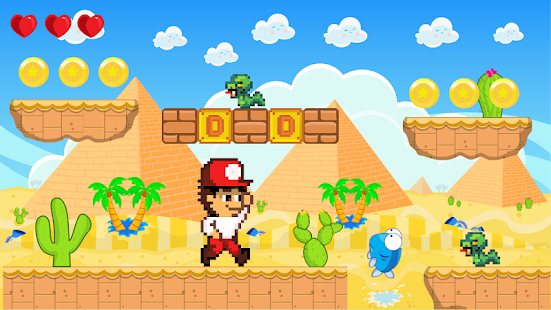 Super Dario World 2 - Jungle Boy Adventure Screenshot