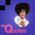 Elizabeth Taylor Quotes icon