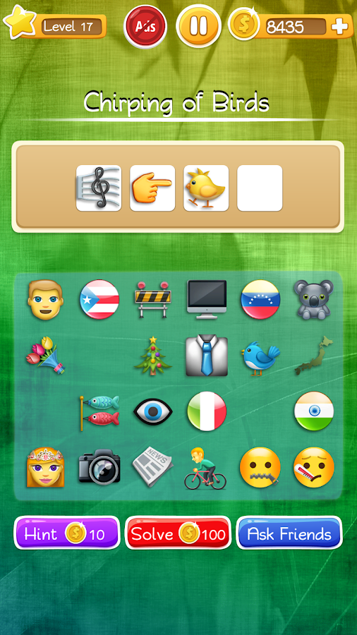 how to add emojis to word