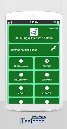 AD Mungia Atletismo Taldea screenshot 1