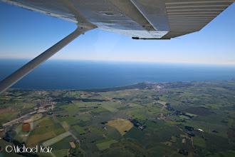 Photo: Kryssingen over havet fra Sør-Sverige til Bornholm starter straks