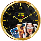Clock Vault - Private Photo Locker, Video Locker