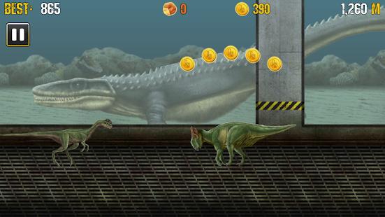 Jurassic Survivor - náhled