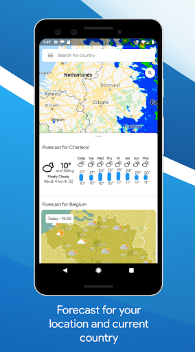 Rain Radar 10.0.56 screenshots 2