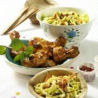 Krautsalat mit Chicken