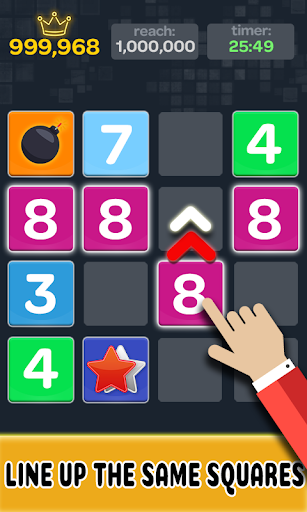 Number block puzzle - Connect Million merge blocks filehippodl screenshot 1