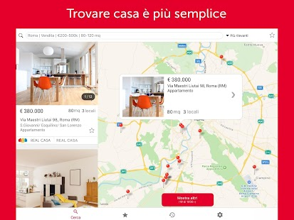 Casa.it Vendita e Affitto Case- screenshot thumbnail