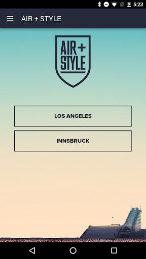 Air + Style 2016