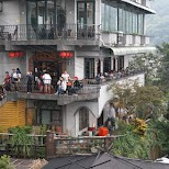 Jiufen in Jiufen, T'ai-pei county, Taiwan