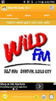 Screenshot of Wild FM Iloilo 92.7 MHz