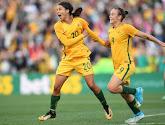 Australië na absolute thriller en doelpuntenfestival voorbij Engeland naar halve finale OS