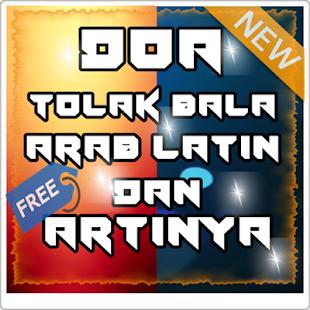 Doa Tolak Bala Arab Latin Dan Artinya Slunečnicecz