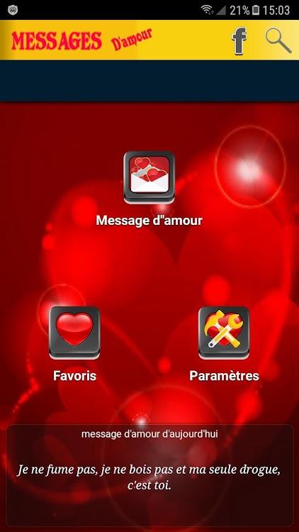 Sms Damour Craquant Android Aplicaciones Appagg