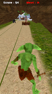 Goblin Jungle Run 3D screenshot 5