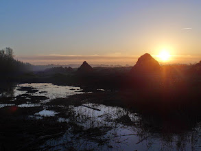 Photo: piramides?