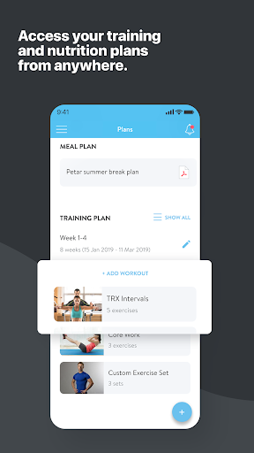 StarFit Fitness App screenshot 3