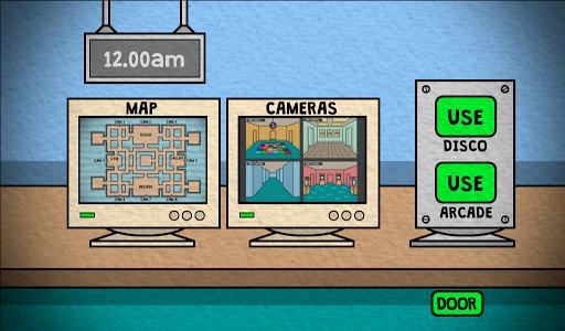 Emoji Five Nights Survival Screenshots 5
