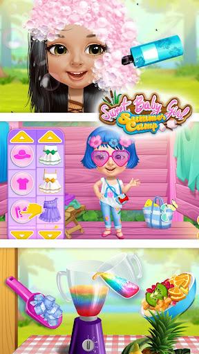 Sweet Baby Girl Summer Camp - Fun Kids Holidays 4.0.6 Cheat screenshots 4