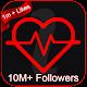 Tik Fans Tok like and follower
